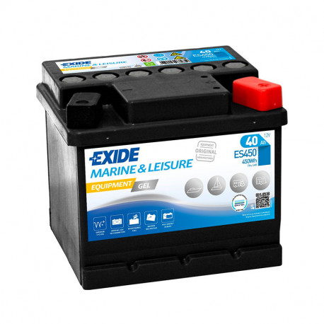 exide marine dual ep900 d charge lente agm 12v 100ah volt o. Black Bedroom Furniture Sets. Home Design Ideas