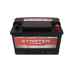 BATTERIE STARTEO ST-LB3D70 DEMARRAGE 12V 70AH 640A