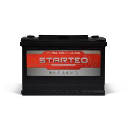 BATTERIE STARTEO ST-L3D70 DEMARRAGE 12V 70AH 640A