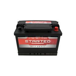 BATTERIE STARTEO ST-L3D75 DEMARRAGE 12V 75AH 700A