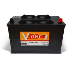 BATTERIE V-ONE V1-C13TLD105 DEMARRAGE 12V 105AH 700A