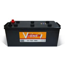 BATTERIE V-ONE V1-B15G170 DEMARRAGE 12V 170AH 1000A