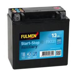 BATTERIE FULMEN START/STOP FK131 AUXILIAIRE 12V 13AH 200A