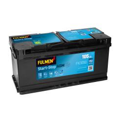 BATTERIE FULMEN START/STOP AUXILIAIRE FK1050 12V 105AH 950A
