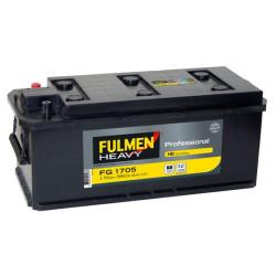 BATTERIE FULMEN PROFESSIONAL FG1705 POIDS LOURDS 12V 170AH 950A