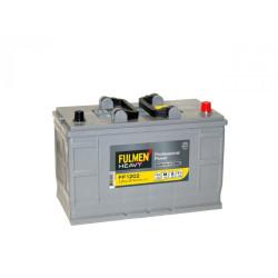 BATTERIE FULMEN POWER PRO FF1202 POIDS LOURDS 12V 120AH 870A