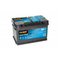 BATTERIE FULMEN START/STOP EFB FL652 12V 65AH 650A