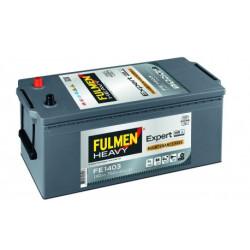 BATTERIE FULMEN EXPERT FE1403 POIDS LOURDS 12V 140AH 760A