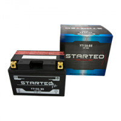 STARTEO MOTO SANS ENTRETIEN 12V 9.5AH YT12A-BS