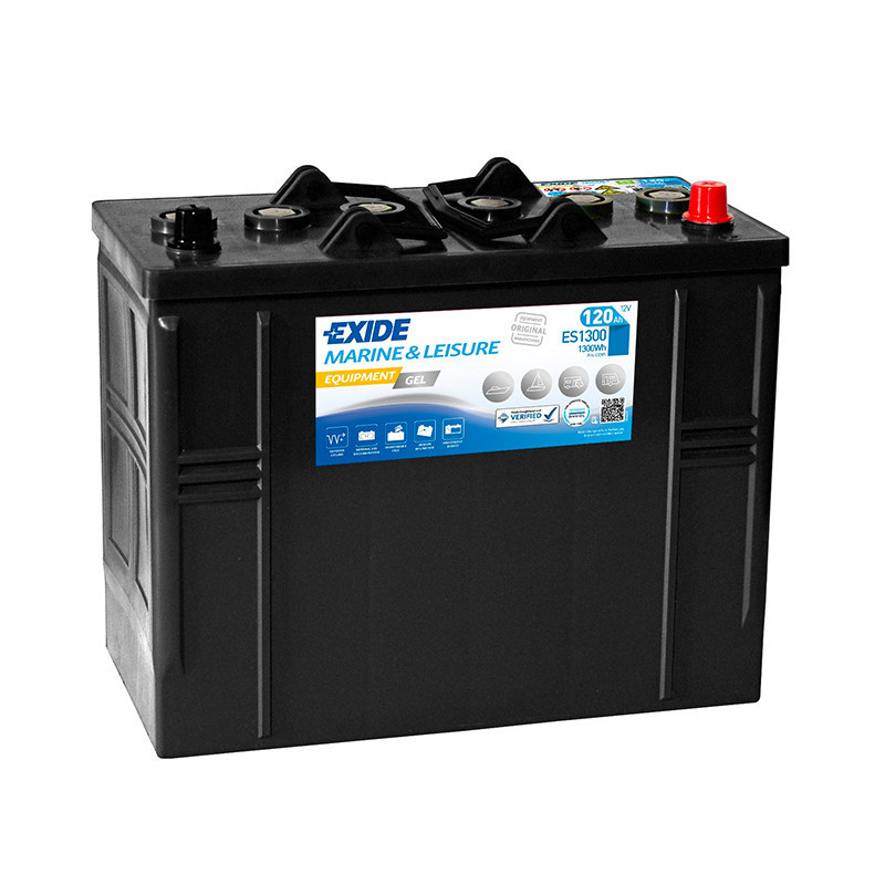 exide marine equipement es290 d charge lente gel 12v 25ah volt o. Black Bedroom Furniture Sets. Home Design Ideas