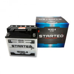 STARTEO MOTO YB116CL-B AVEC ENTRETIEN 12V 19AH