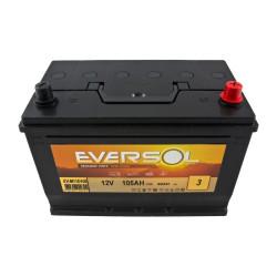EVERSOL 12V 105AH (C20) / 85AH (C5) - N°3