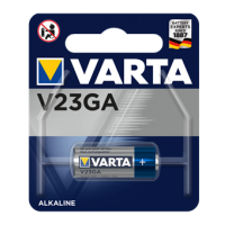PILE ALCALINE VARTA V23GA A23 12V BLISTER DE 1