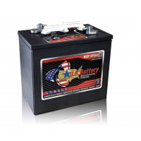 US BATTERY US250XC2 DECHARGE LENTE 6V 255AH (C20) / 217AH (C5)