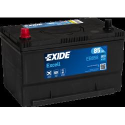 EXIDE EXCEL USA 12V 85AH 800A