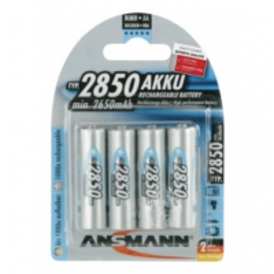 ANSMANN 5035212 ACCU BLISTER DE 4 LR06 2850MAH NIMH