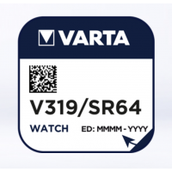 PILE BOUTON VARTA 1.5V 319 SR64
