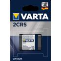 PILE LITHIUM VARTA 2CR5 6V BLISTER DE 1