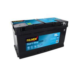 BATTERIE FULMEN START/STOP AGM FK920 12V 92AH 850A