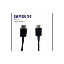 CABLE SAMSUNG USB C NOIR 1.5M - ORIGINE