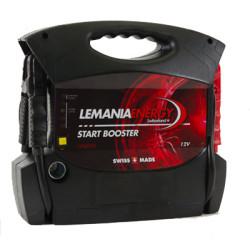 BOOSTER PRO LEMANIA P1 12V 2X25AH (2500A PEAK)