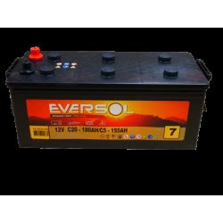 EVERSOL 12V 180AH (C20) / 155AH (C5) - N°7