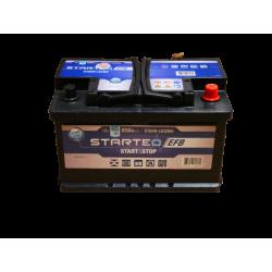 BATTERIE STARTEO EFB STEFB-LB3D65 DEMARRAGE 12V 65AH 650A
